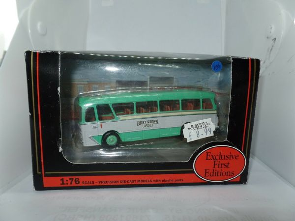 EFE 11903 Harrington Cavalier Coach Grey Green Clacton MIMB